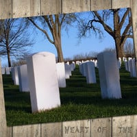 Camp Nelson National Cemetary photo print 8x10 1 by Heartoftheoak