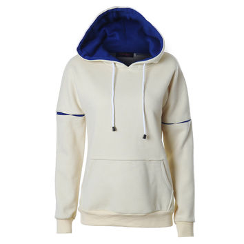 Women's Fashion Hoodies With Pocket Hats [9307394052]