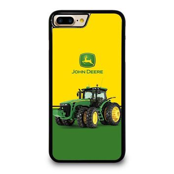 JOHN DEERE WITH TRACTOR iPhone 7 Plus Case Cover