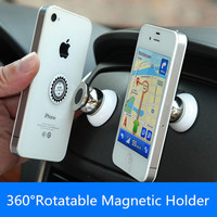 360 Degree Universal Car Phone Holder Magnetic Air Vent Mount