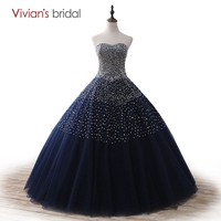 Sequin Strapless Evening Dress Ball Gown Evening Party Dress Sleeveless Long Evening Gown