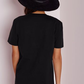 Missguided - Rock T Shirt