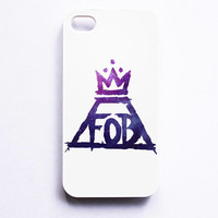 Fall Out Boy FOB Logo Galaxy Phone Cases For iPhone, Samsung, Sony iPod