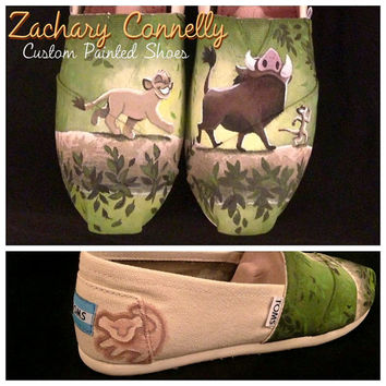 Disney's The Lion King Toms Shoes