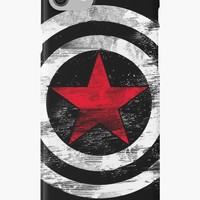 'Winter Soldier' iPhone Case/Skin by Greenline
