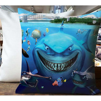 Finding Nemo Poster - Housewares , Home Decor , Pillow Case One Side / Two Sides Design