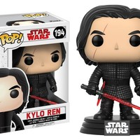 Kylo Ren Star Wars The Last Jedi Funko Pop! Vinyl