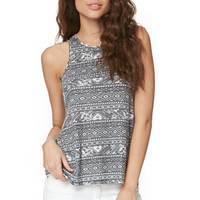 Nollie Ribbed Goddess Tank at PacSun.com