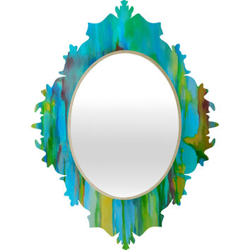 Rosie Brown Colorful Feelings Baroque Mirror