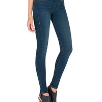 True Religion The Runway Legging - High Tide