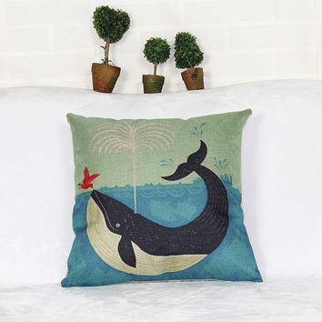 Home Decor Pillow Cover 45 x 45 cm = 4798351428