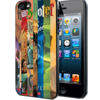 All 7 Books Harry Potter Samsung Galaxy S3 S4 S5 Note 3 case, iPhone 4 4S 5 5s 5c case, iPod Touch 4 5 case