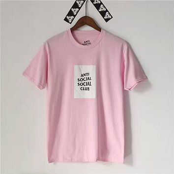 Fashion Casual Pattern Print T-shirt