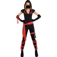 Adult Dragon Fighter Ninja Costume