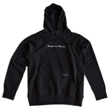 Box Logotype Pullover - Black