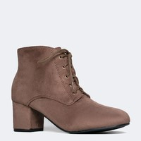 Aubrey Low Block Heel Ankle Boots