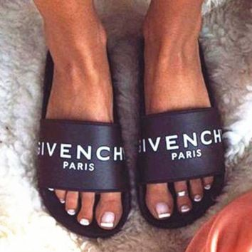 Givenchy Sandal Slipper Shoes