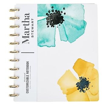 Martha Stewart Discbound™ Customizable Notebook, Letter-Sized (51060) | Staples