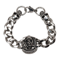 Sons of Anarchy Grim Reaper Stainless Steel Bracelet - SOABR3