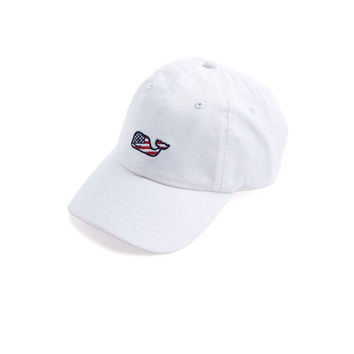 Shop Flag Whale Hat at vineyard vines