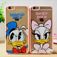 Cartoon Donald Duck Disney iPhone Case for iPhone 5s/6