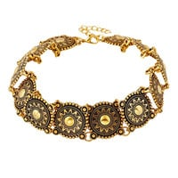 Streetstyle  Casual Retro Alloy Choker Necklace