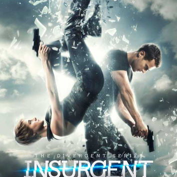 Insurgent 11x17 Movie Poster (2015)