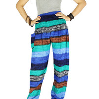 Harem pants Palazzo pants Gypsy pants  Hippie clothes Elephant clothes Thai pants Hippie pants Elephant pants