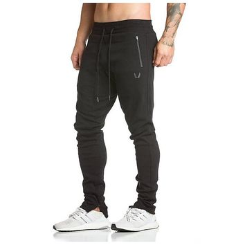 New Men Joggers Skinny Sweat Trouser pant size mlxl