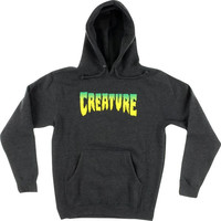 Creature Logo Hoody/Sweater XL Charcoal Heather