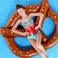 Pretzel Float