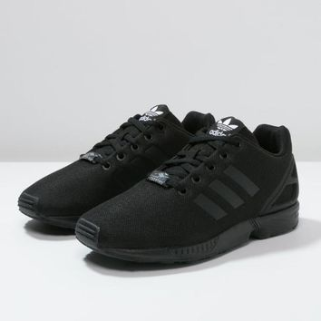 Adidas Originals ZX FLUX - Baskets basses - core black