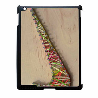 Nike Wood Rubber Band Master iPad 2 Case