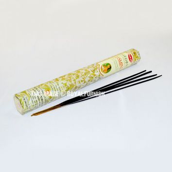 Hem Incense - Precious Jasmine, 20 Sitcks on RoyalFurnish.com