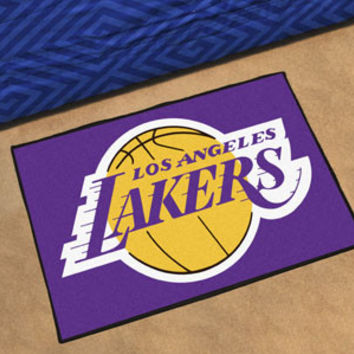Los Angeles Lakers Starter Mat