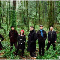 The Decemberists in the Woods Poster 11x17