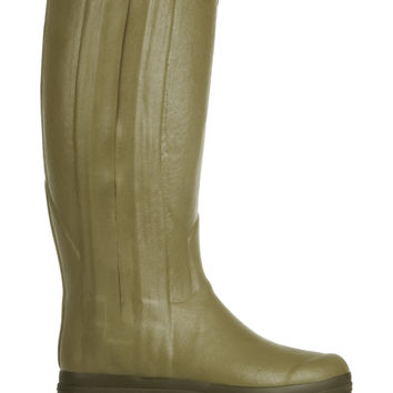 Le Chameau - Chasseur shearling-lined rubber rain boots