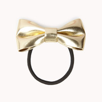 Glam Girl Bow Hair Tie