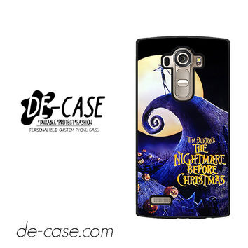The Nightmare Before Christmas Poster For LG G4 Case Phone Case Gift Present YO