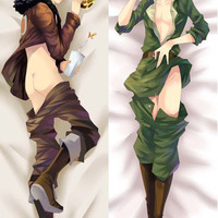 New Hetalia - Azis Powers Male Anime Dakimakura Japanese Pillow Cover MGF 8073