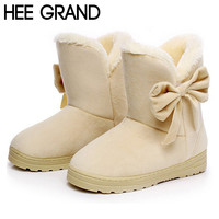 "Soft and Cute Women""s Snow Boots"