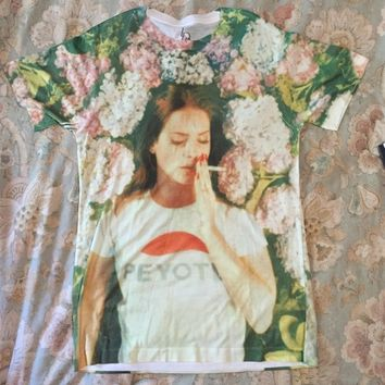 Lana Del Rey Exclusive Endless Summer Tour Shirt