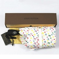 LV Louis Vuitton Folding Umbrella