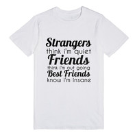 strangers,friends,best friends