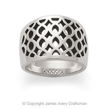 Spanish Tracery Ring from James Avery
