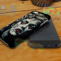 3D Marylin Monroe Zombie Painting iPhone 4/4s/5 case,Samsung Galaxy s2/s3/s4 case