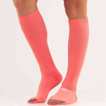 women's compression sock | socks and underwear | lululemon athletica