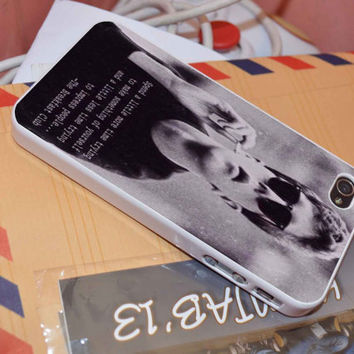The breakfast club quote case, samsung s2/s3/s4, iphone 4/4s/5/5s/5c case