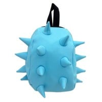 MadPax Nibbler Spiked Backpack in Turquoise