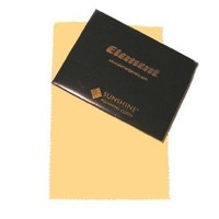 "Element Jewelry Sunshine Polishing Cloth- 5"" x 8"" Double-Sided"